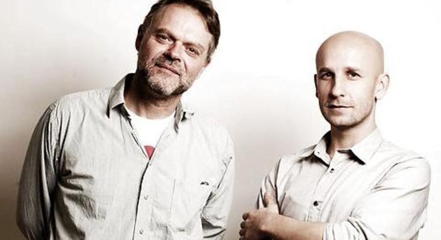 Danmarks fornemmeste journalistpris - Cavling-prisen - går til dagbladet Informations journalister Anton Geist og Ulrik Dahlin.
