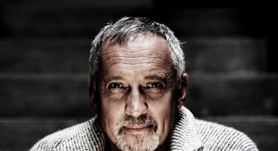 Forfatter Jussi Adler-Olsen.