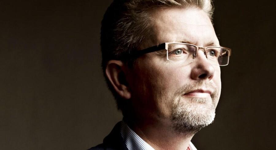 Frank Jensen, overborgmester i Københavns Kommune.