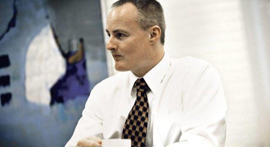 Vestas' afskedigede CFO, Henrik Nørremark.
