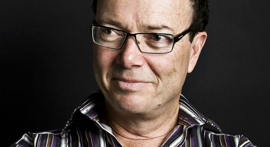 Serieiværksætteren Peter Forchhammer.