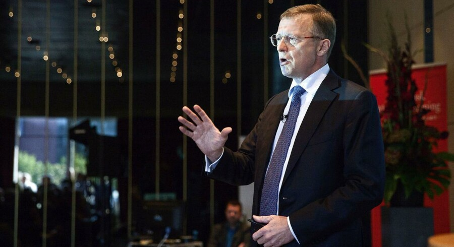 Nils Smedegaard havde, under sit oplæg på Investordagen, især ét budskab; Tænk langsigtet og lad være med at fokuser på de små sensationshistorier.