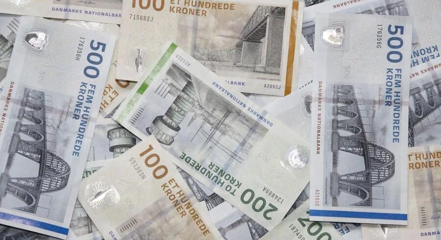 Resultatet er desuden bedre end i første kvartal, hvor Lollands Bank tjente 2,1 mio. kr. efter skat.