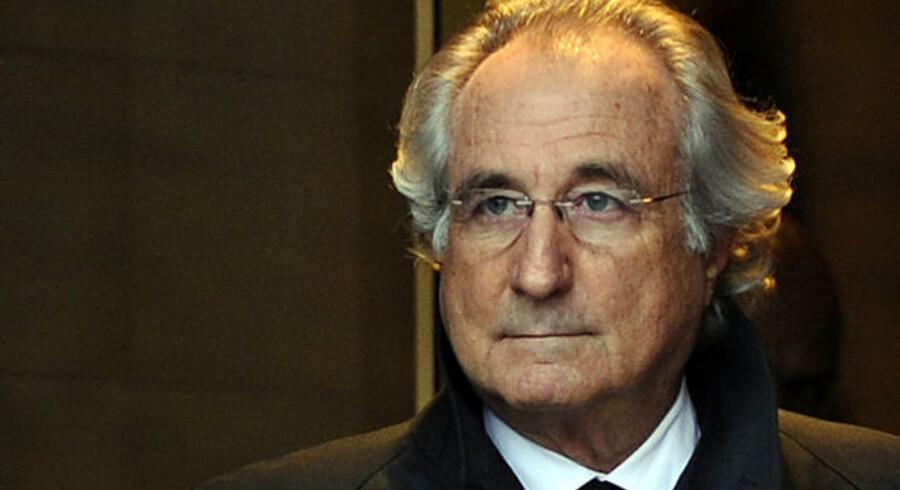 Bernhard Madoff var gennem 50 år en legende på Wall Street. I virkeligheden var han en simpel svindler.