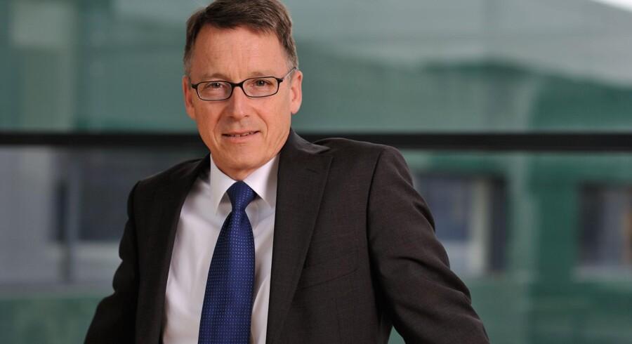 Jesper Mailind tiltræder senest til april 2013 direktørposten i Alectia, hvor han nu er næstformand i bestyrelsen. Foto: RTX