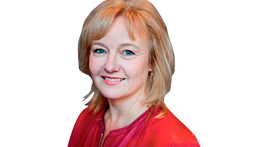 Marianne Andersen, Svagstrømsingeniør, E-MBA Global Marketing Director