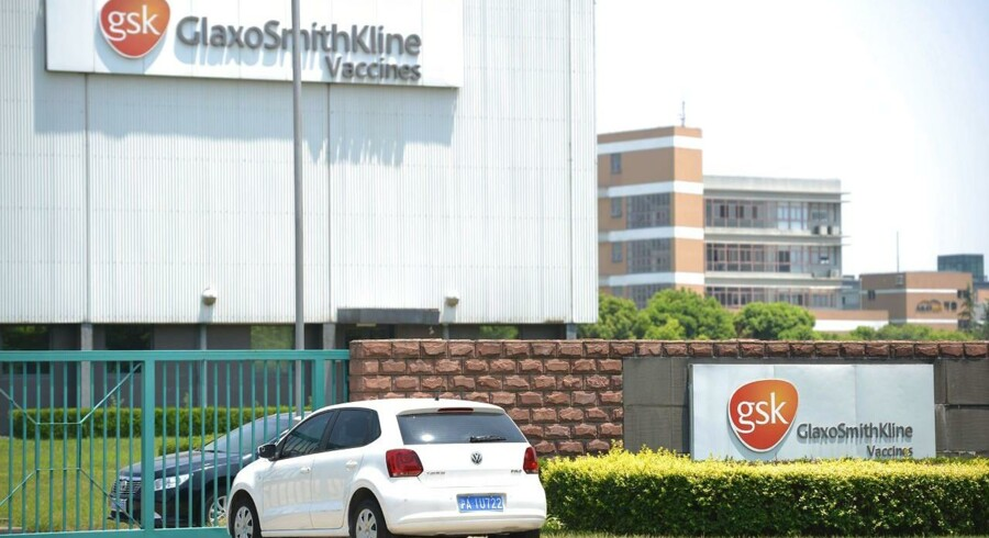 Genmab har modtaget 31 mio. kr. i royalties for Glaxosmithklines salg af Arzerra.