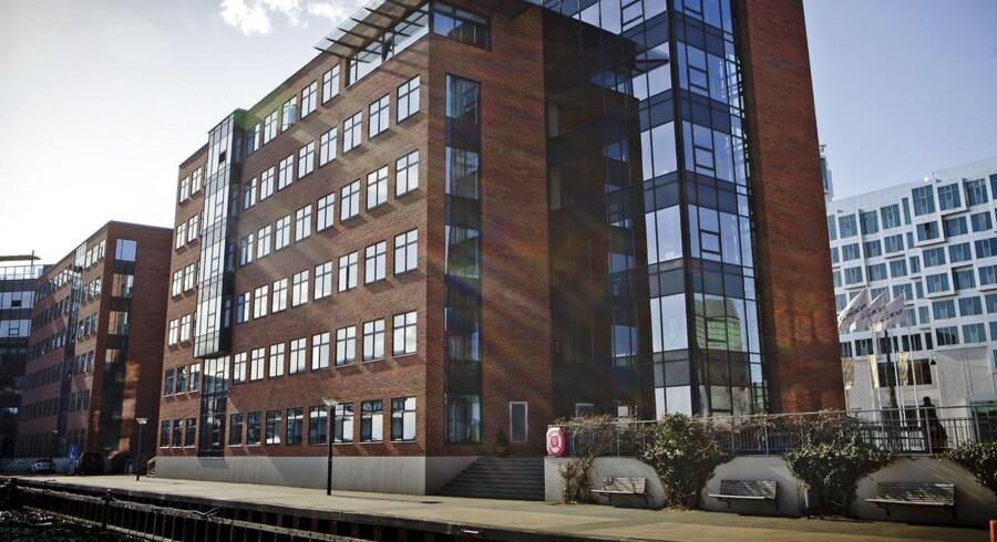 Financiel stabilitets kontor på Kalvebod Brygge.