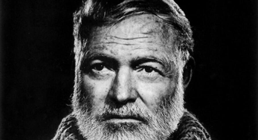 Hemingway leverer stadig stof til kontroverser.