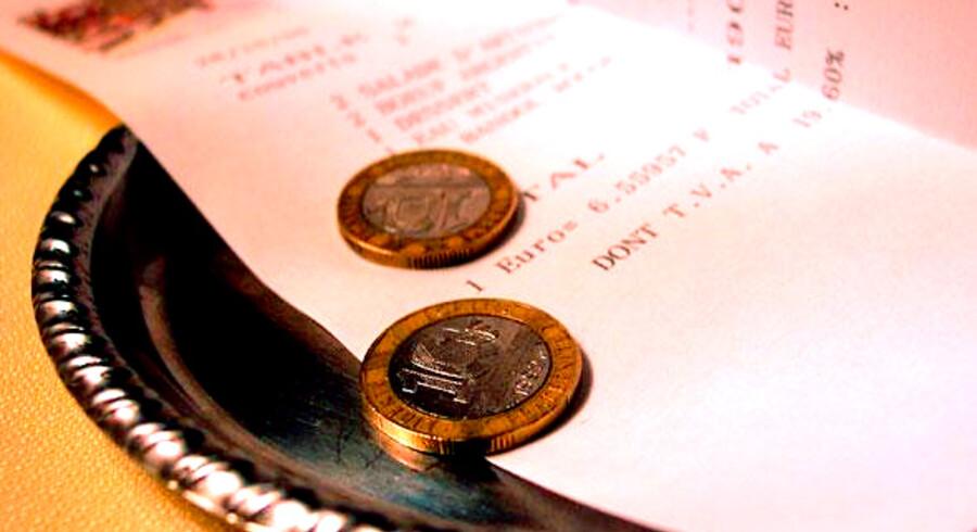 drikkepenge i grækenland