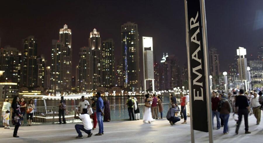 Dubai er ved at finde en ny identitet efter byen blev hårdt ramt af krisen.