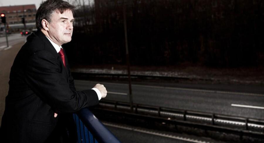 Finn Helmer, tidligere milliardær på Giga, er på vej op igen efter nedtur og personlig konkurs.