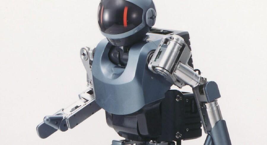 Ny velfærdsteknologi i form af robotter og GPSer skal indføres med varsomhed. Arkivfoto: Scanpx