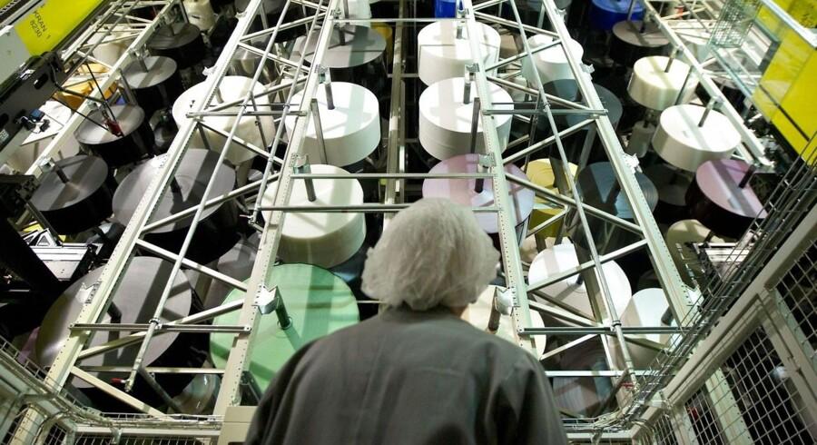 Plastvirksomheden Færch Plast er solgt til kapitalfonden EQT.