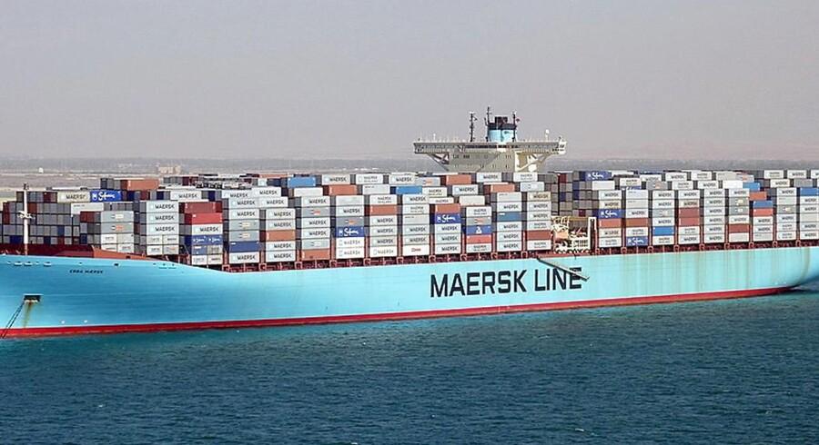 Bedst-performende, målt på driftsmarginal, var i første kvartal CMA CGM og Maersk Line med driftsmarginaler på henholdsvis 5,1 og 3,0 pct.