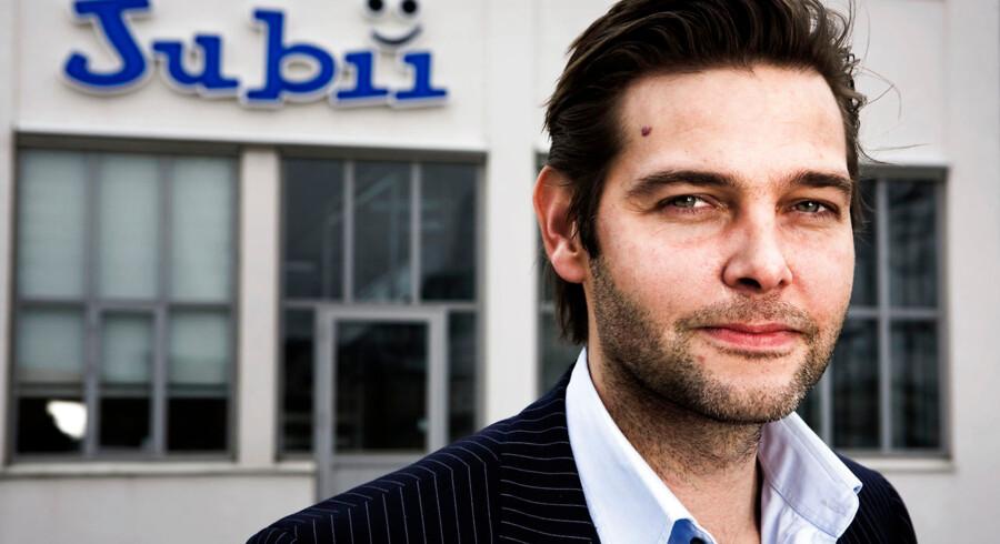 Henrik Busch har været adm. direktør i Jubii de seneste tre et halvt år. Nu fratræder han stillingen, men kommer fremover til at være en del af bestyrelsen.