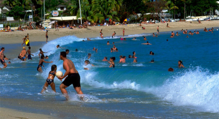 Rejsebranchen kan allerede nu melde om fremgang i salget af sommerferierejser i forhold til sidste år.