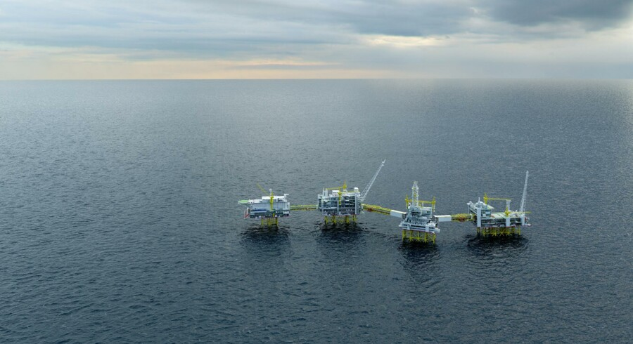 Strid om ejerandele i Mærsks nye norske kæmpefelt. Mærsk er blandt de selskaber, som har været involveret i en strid om ejerandelen i det store norske oliefelt Johan Sverdrup.