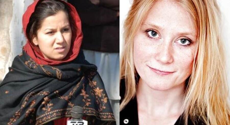 Den fælles korrespondent for TV2 og Politiken, Simi Jan, og Jyllands-Postens og DR's korrespondent Puk Damsgård og bliver i den pakistanske avis The Nation beskyldt for at skade Pakistans nationale interesser.