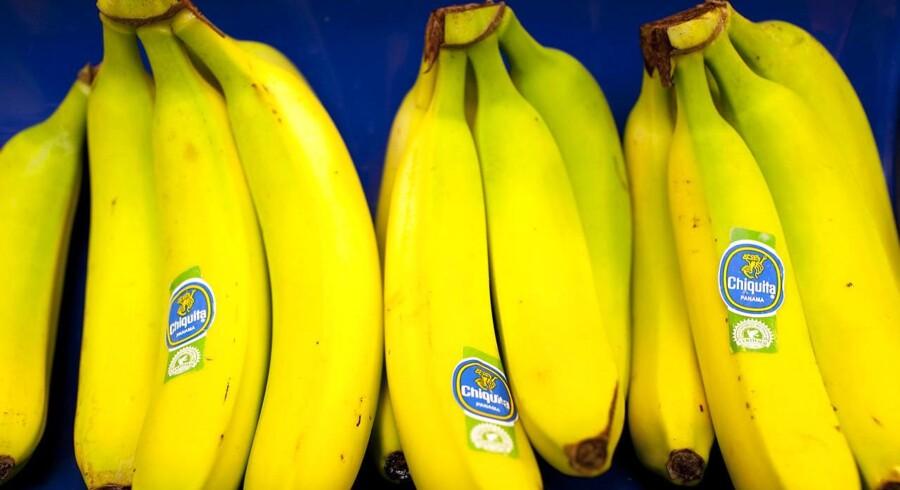 Chiquita og Fyffes går sammen og skaber verdens største bananselskab.