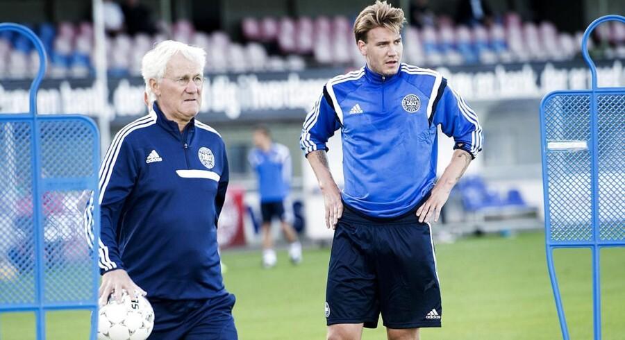 DBU har underskrevet en aftale med Carlserg, som bliver én ud af fem sponsorer til det danske landshold.