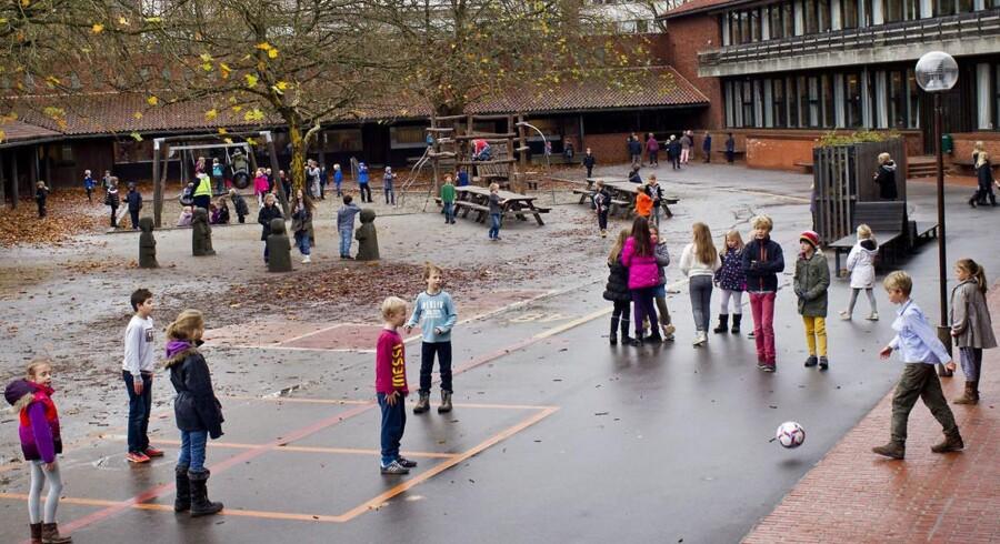 Mange skoler vælger at sløjfe det traditionelle frikvarter.