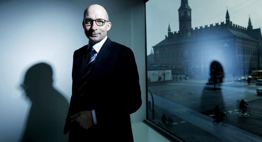 Thomas Hofman-Bang, Adm. direktør KPMG.