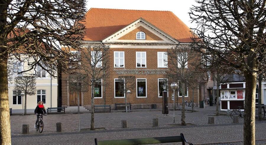 127 år gammel opskrift på bankdrift har gjort Ringkjøbing Landbobank til klassens duks – også i den internationale klasse.