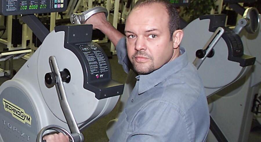 Eks-bokseren Hans Henrik Palm