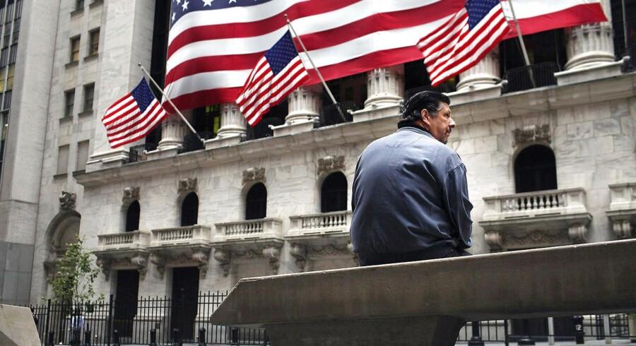 Aktiemarkederne venter i spænding på den amerikanske job-rappport, som ventes senere i dag.