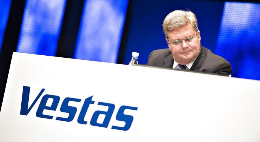 Vestas koncernchef Anders Runevad