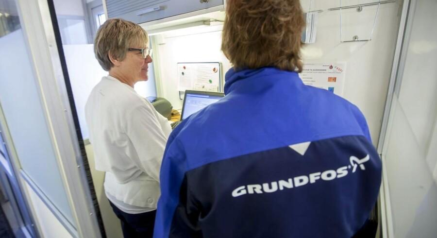 Stor udskiftning i Grundfos' bestyrelse og direktion de seneste år.