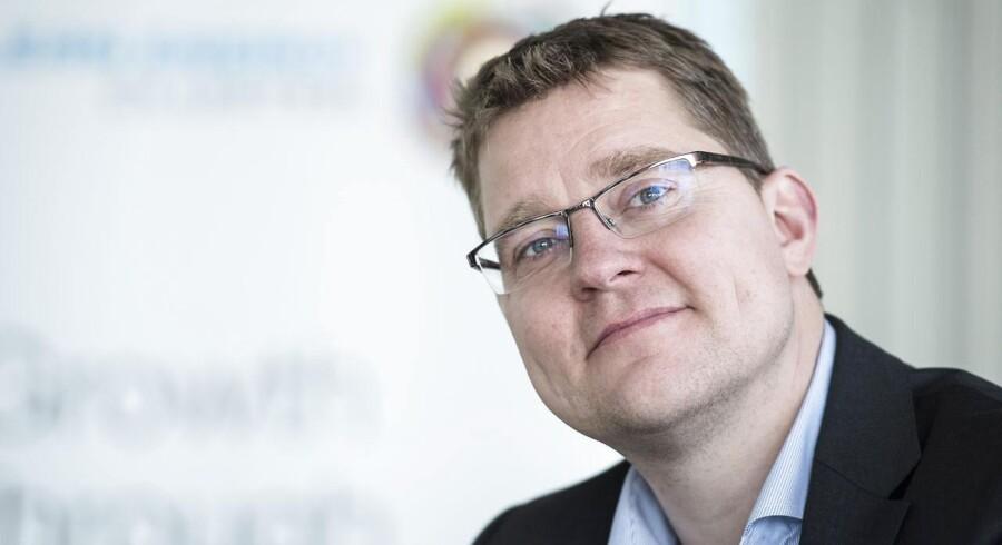 Klima- og energiminister Rasmus Helveg Petersen bekræfter, at det franske firma Total har besluttet at droppe jagten på skifergas i Nordsjælland.