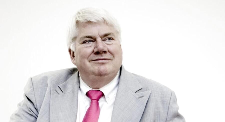 Jørgen Mads Clausen, bestyrelsesformand, Danfoss. Han er søn af Danfoss' grundlægger Mads Clausen.