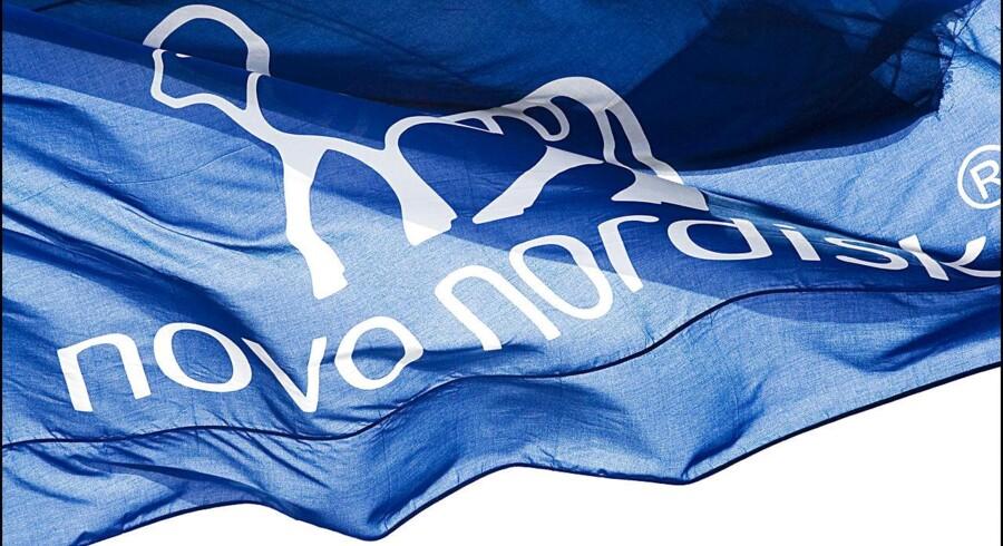 Det bør ikke give store udsving i aktiekursen for Novo Nordisk, at medicinalselskabet er blevet politianmeldt af Finanstilsynet