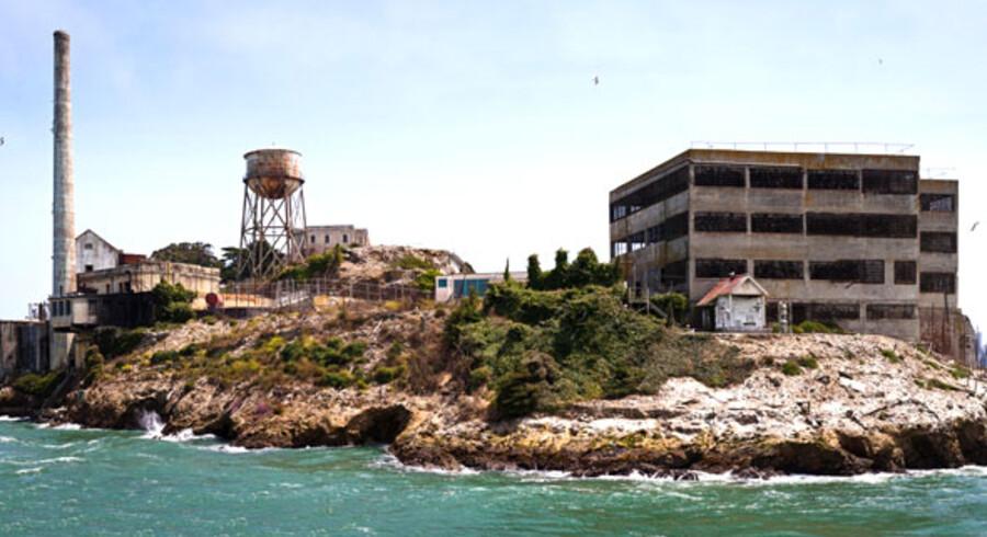 Alcatraz, med det nedlagte fængsel, er en af de populære seværdigheder hvor man skal være tidligt ude, for at sikre sig adgang.