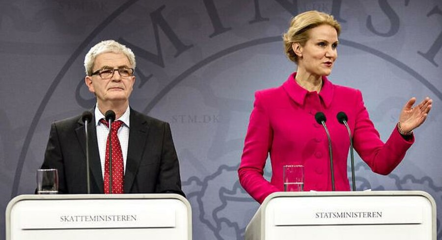 Selskabsskatten i Danmark bliver sænket frem mod 2015, men nye skattesænkninger i andre EU-lande lægger allerede fornyet pres på skatteprocenten.
