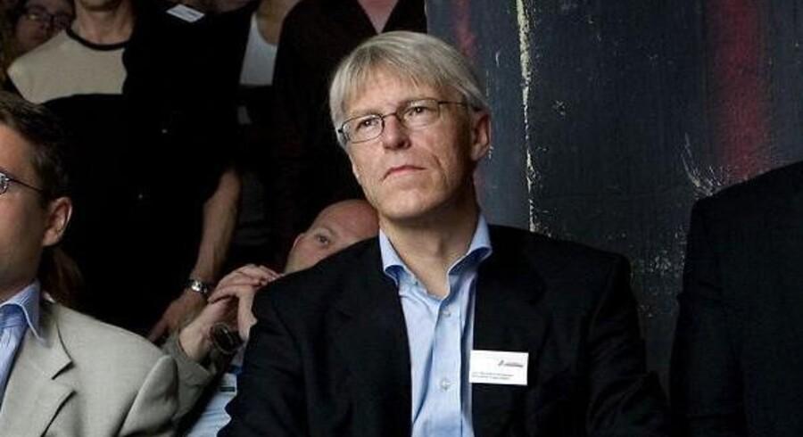 ARKVIFOTO. Lars Bernhard Jørgensen