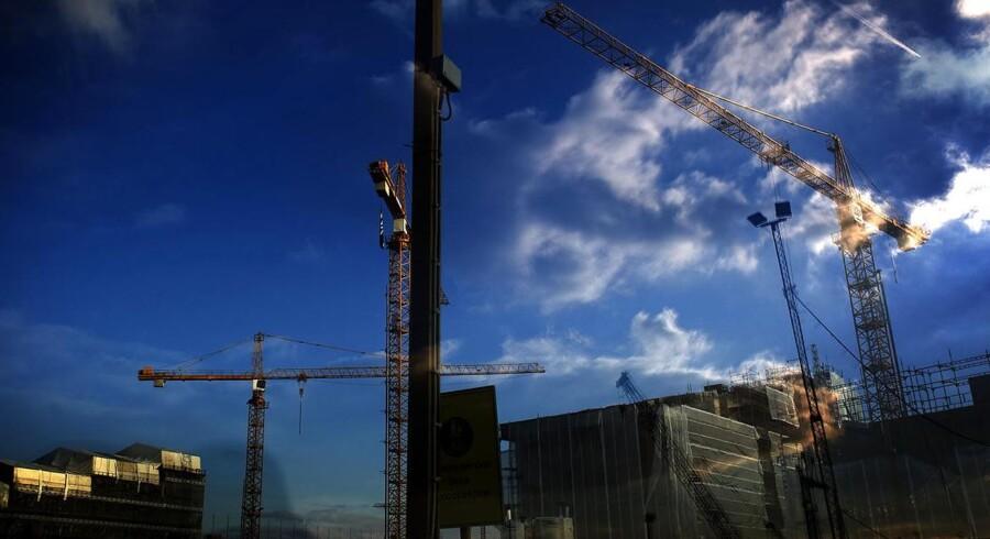 Konkurser i byggebranchen gør det svært for staten at få gang i OPP-projekter.