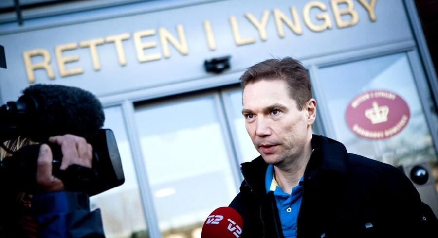 Bedrageridømte Michael Ljungman vil hoste op med nogle af pengene fra IT Factory mod til gengæld at få annulleret sin gæld.
