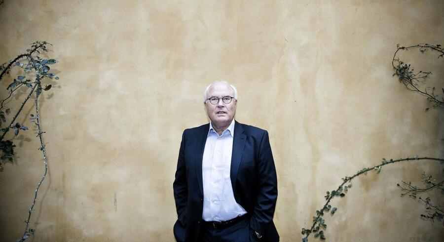 Flemming Østergaard vil blive gjort estartningsansvarlig, hvis Parken får en bødestraf.