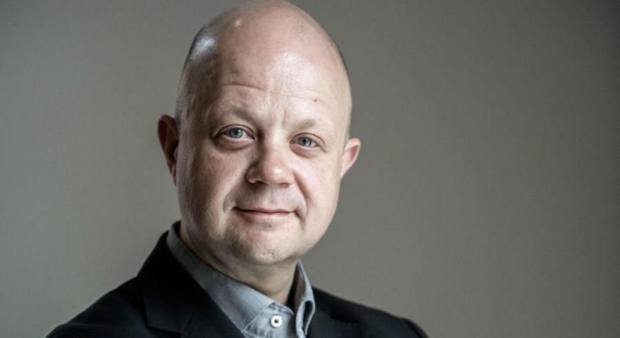 Direktør i reklamebureauet Mensch Jacob Johansen skriver klumme i Business.