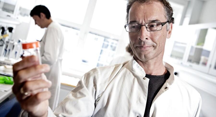 Novo Nordisks koncerndirektør for forskning med ansvar for forskning Mads Krogsgaard Thomsen.