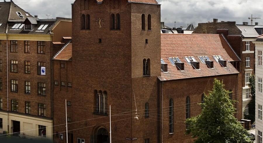 Absalons Kirke på Vesterbro skal lukke.