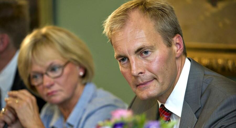 Dansk Folkepartis Peter Skaarup vil have statsministeren på banen i Sass-sagen.