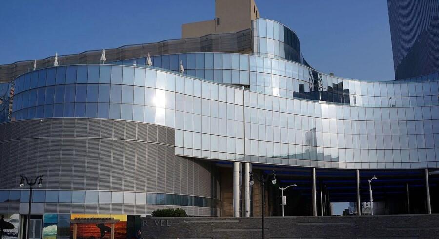 The Revel Casino i Atlantic City, New Jersey, kæmper med indtjeningen og står p.t. over for en konkurs. Siden januar i år har 11 kasinoer i byen meldt ud om planer om at lukke eller begære sig konkurs.