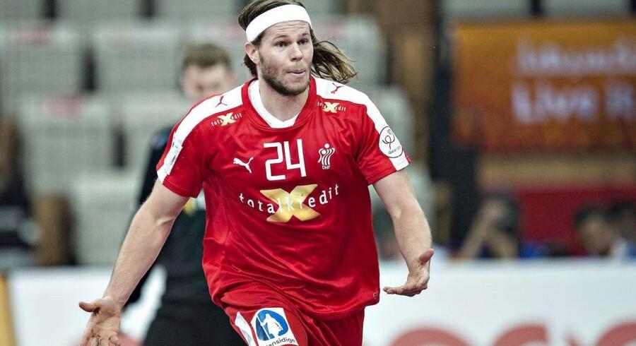 Mikkel Hansen får skylden for den danske fiasko-premiere.