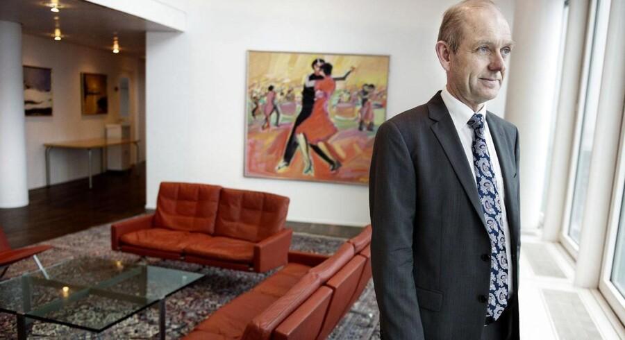 Adm, direktør i Alm. Brand Søren Boe Mortensen kan glæde sig over fremgang i koncernen.