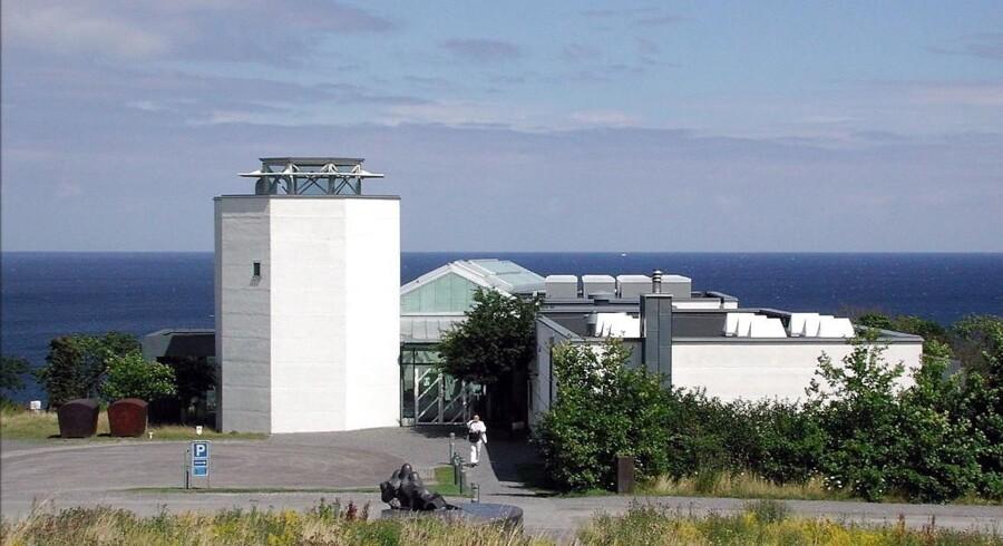 Bornholms Kunstmuseum, Gudhjem.