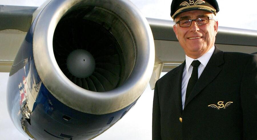 Direktør og ejer af Sun-Air Niels Sundberg kan glæde sig over, at flyselskabet, der blandt andet flyver ruter for British Airways, har haft det bedste år i selskabet 34-årige historie.